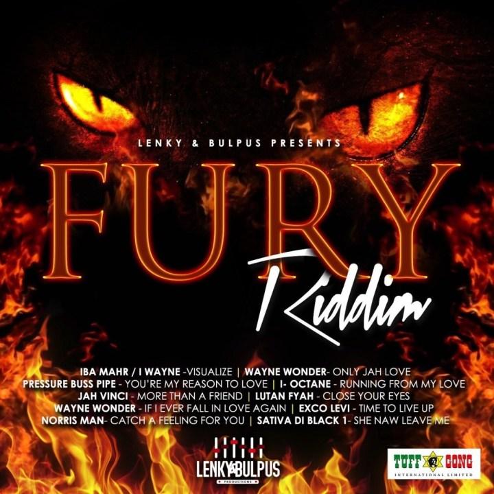 Fury Riddim from Lenky Di Pro & Bulpus|Riddim Up! – LazeReggae